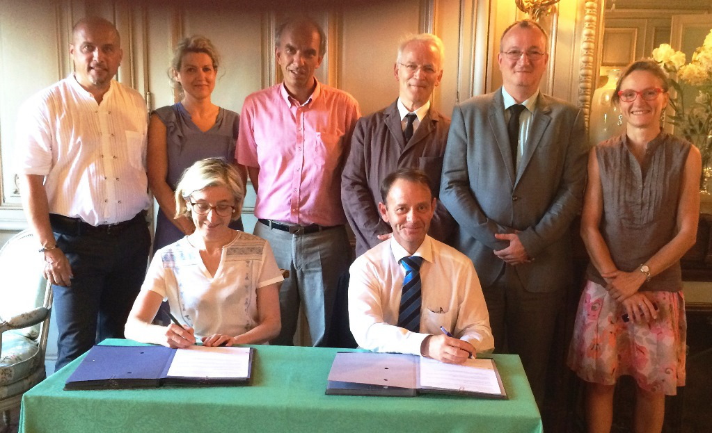 Signature Convention ERDF 01-07-2015